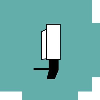 Riegelschaltkontakt SCHITRONIC - Elektronische Systeme - Komponenten für Alarmanlagen