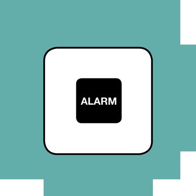 Überfalltaster SCHITRONIC - Elektronische Systeme - Komponenten für Alarmanlagen